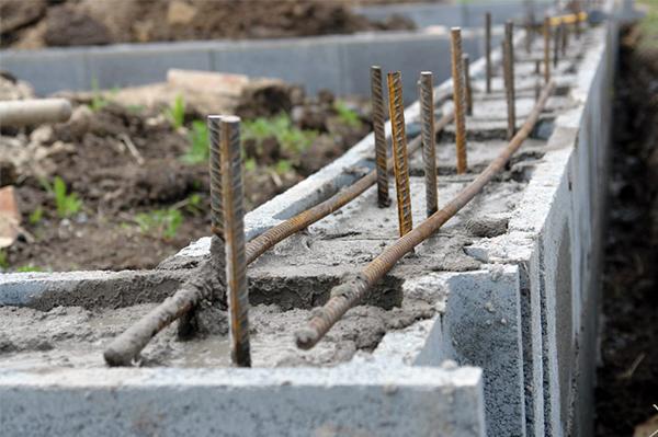 Заливка бетонной смеси в свою как проверить керамзитобетон